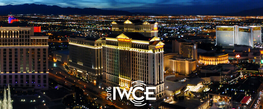Event – IWCE 2016: March 23-24