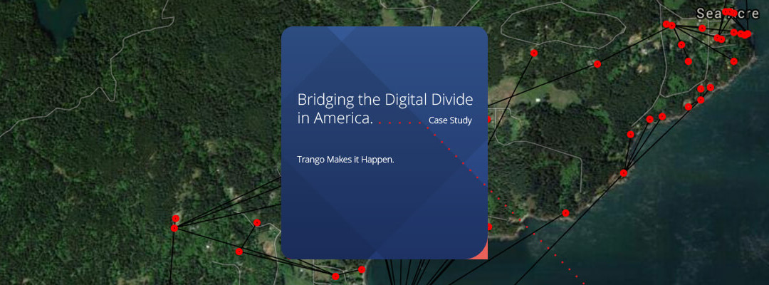 Case Study – Bridging the Digital Divide in America